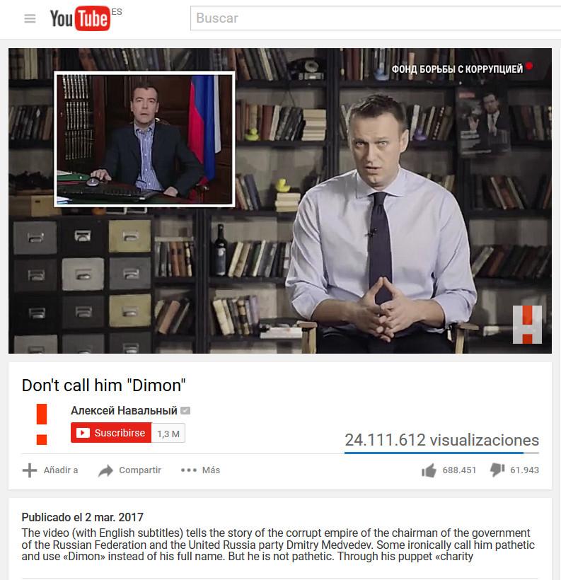 Alekxéi Navalny